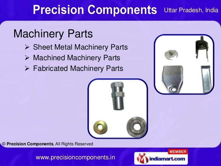 Uttar Pradesh, India     Machinery Parts           Sheet Metal Machinery Parts           Machined Machinery Parts       ...