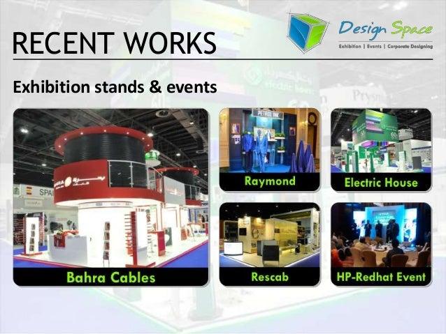 Exhibition Stand Design Presentation : Design space corporate presentation