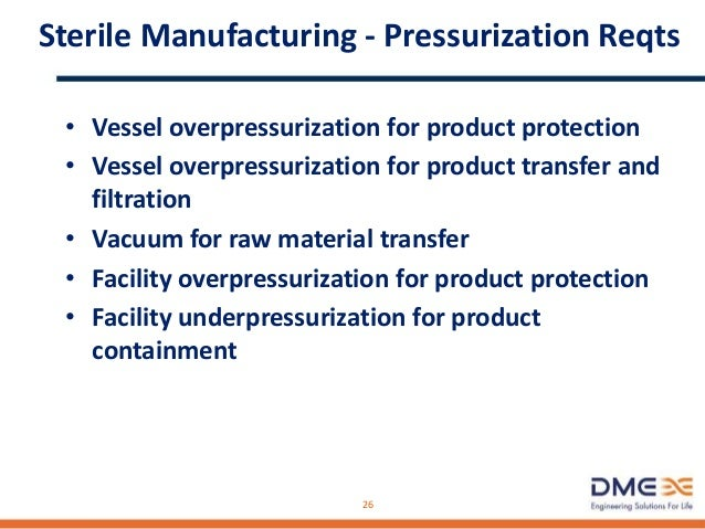 Sterile Manufacturing – Advanced Technology • Robotic Filling • Camera Inspection