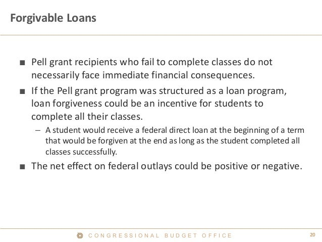 The Federal Pell Grant Program: Analysis and Options