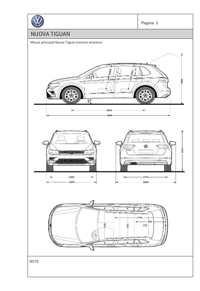 scheda tecnica volkswagen tiguan 2017. Black Bedroom Furniture Sets. Home Design Ideas