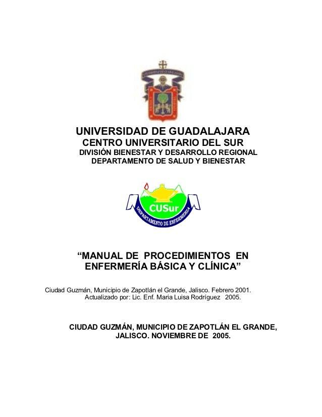 UNIVERSIDAD DE GUADALAJARA            CENTRO UNIVERSITARIO DEL SUR           DIVISIÓN BIENESTAR Y DESARROLLO REGIONAL     ...