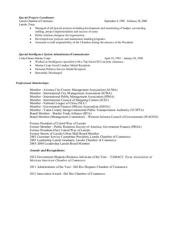 robert eads resume