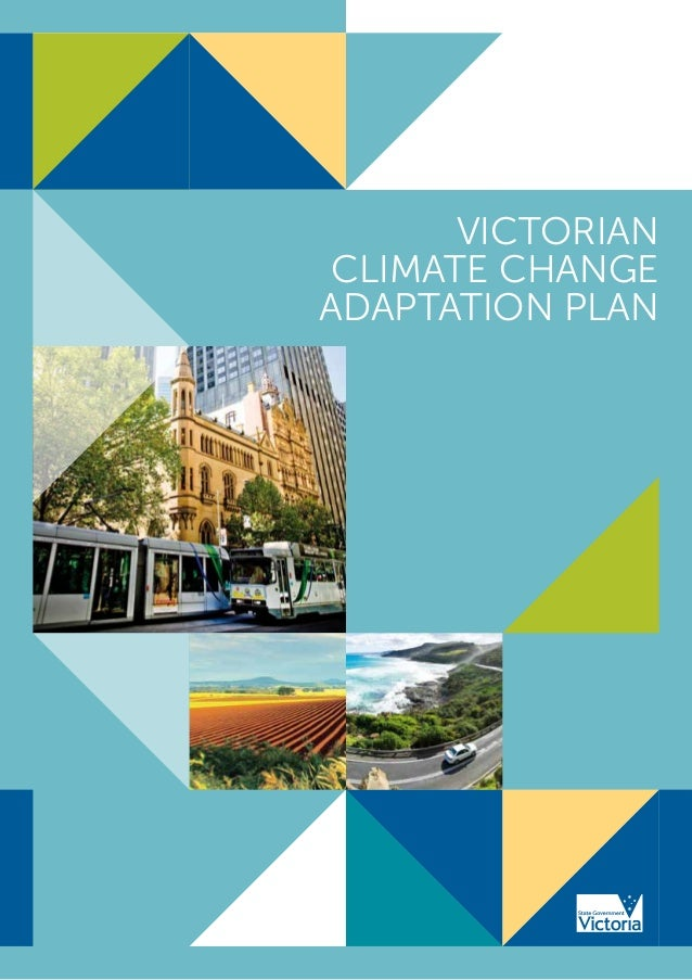 Victorian Climate Change Adaptation Plan