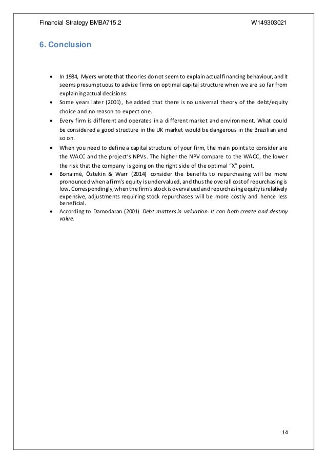 Ways to end a 5-paragraph essay
