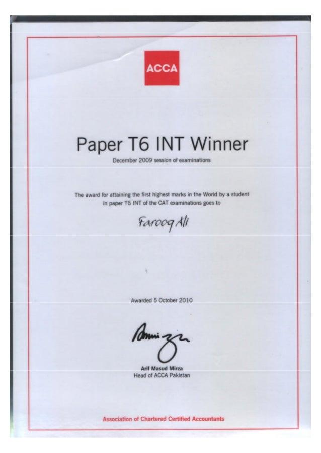 certificate – Certificate Winner