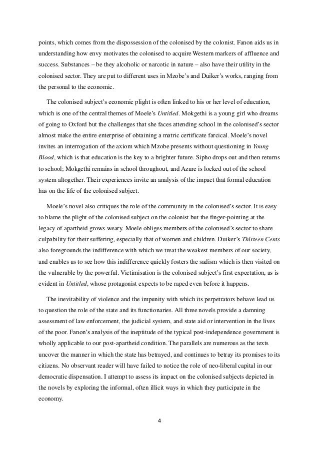essay on eurocentrism