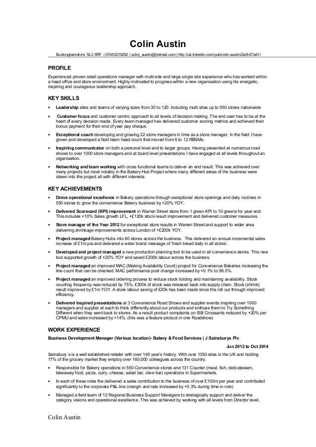 Contemporary Austin Manager Lebenslauf Embellishment - FORTSETZUNG ...
