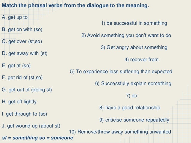 how to get rid of to be verbs