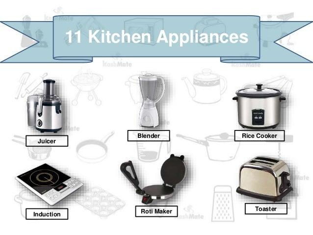 44 Essential Kitchen Tools & Appliances