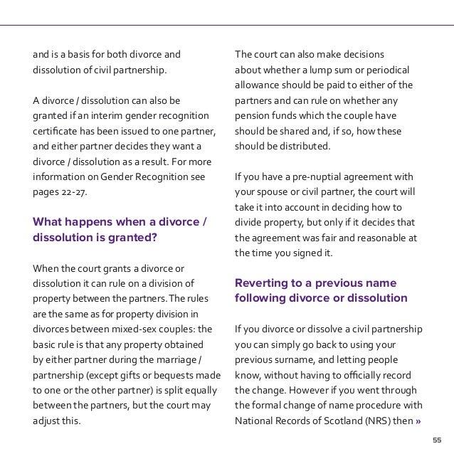 Marriage and civil partnership in scotland partnership 57 solutioingenieria Choice Image