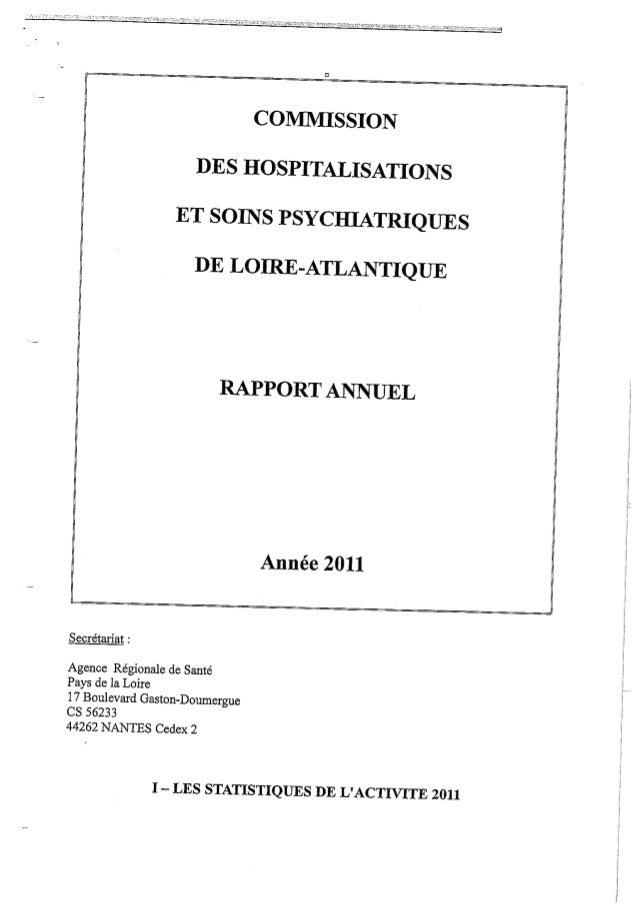 44 rapport activité cdsp 2011