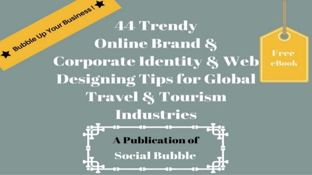 http://socialbubble.global Tip 1: Have a Logo.