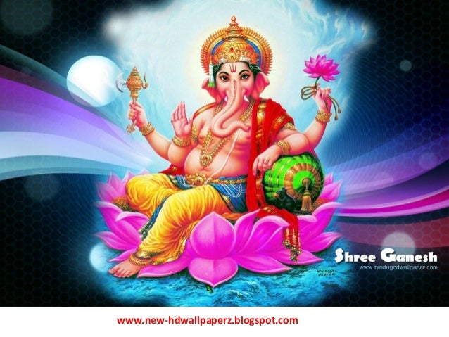 lord ganesh hd wallpapers