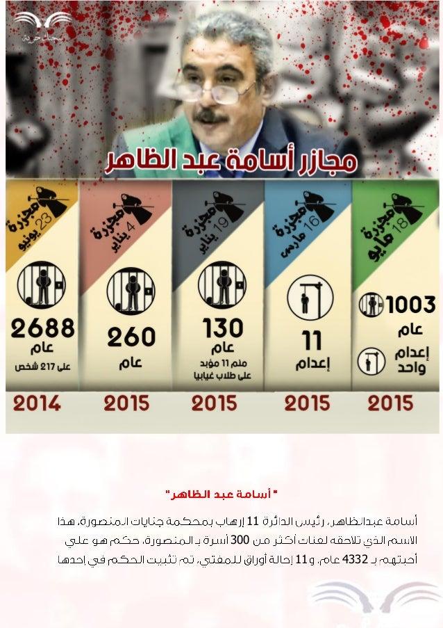 سجنك حرية   أسامة عبدالظاهر، قاضٍ أم جلاد Slide 2