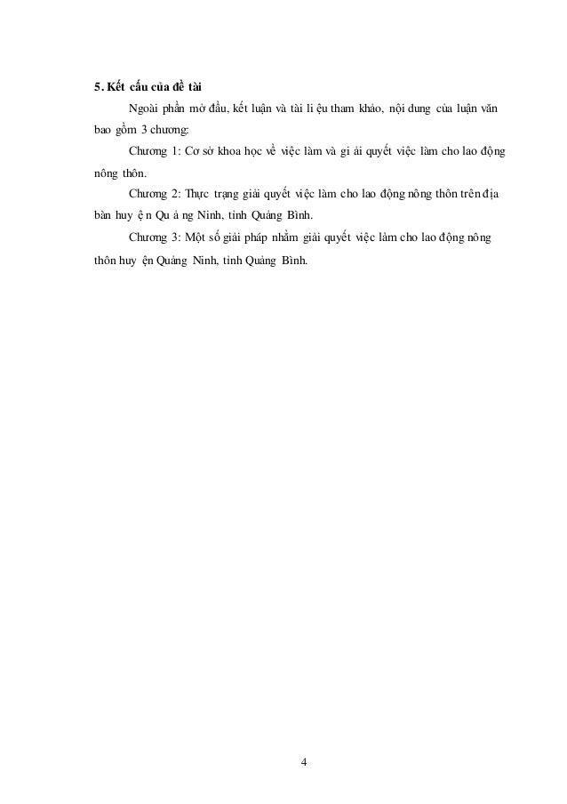 5. Kết cấu của đề tài Ngoài phần mở đầu, kết luận và tài li ệu tham khảo, nội dung của luận văn bao gồm 3 chương: Chương 1...