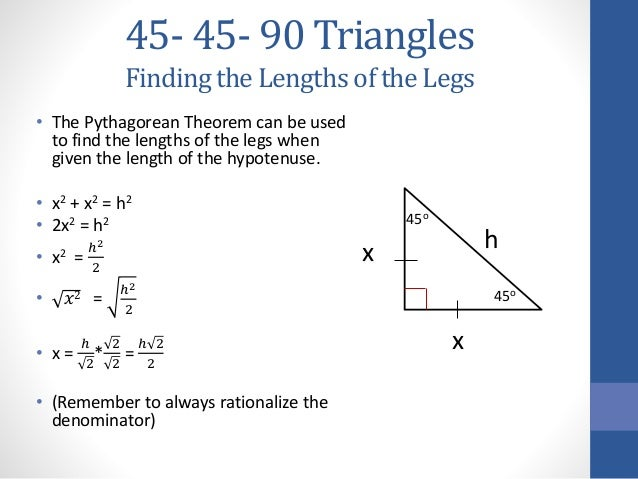 NDUgNDUgOTAgcHJhY3RpY2U on Area Of A Triangle Formula Examples Pictures And Practice