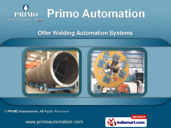 Offer Welding Automation Systems