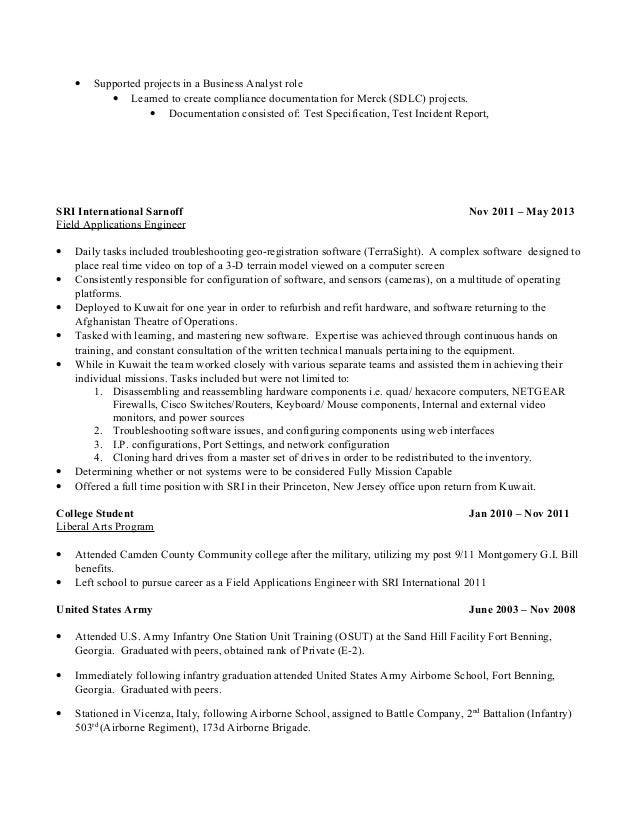 thomas aquinas hunter iii resume