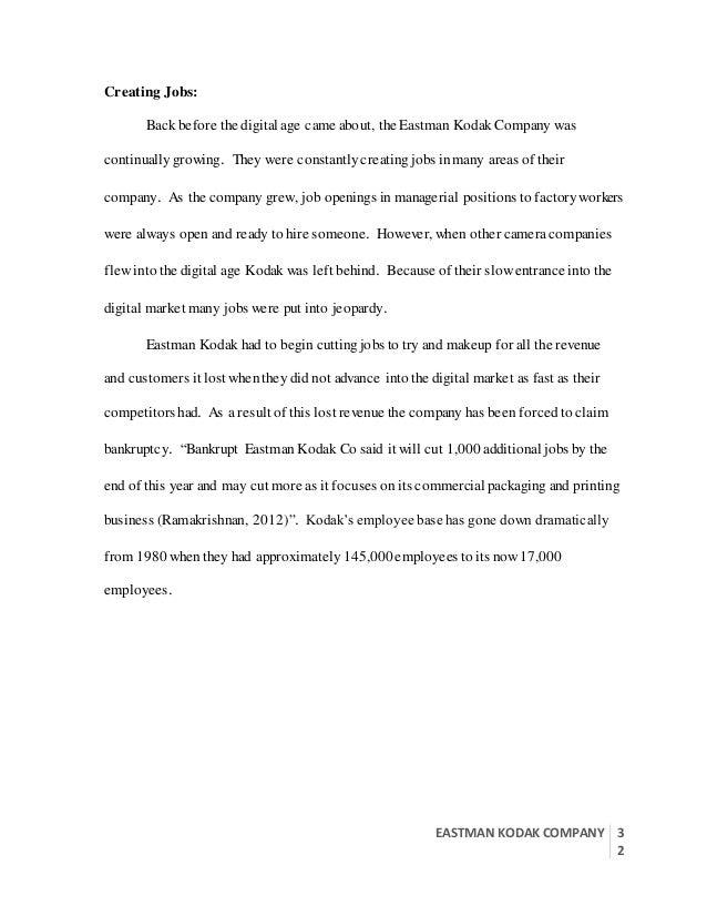 Strategic Analysis Final Paper