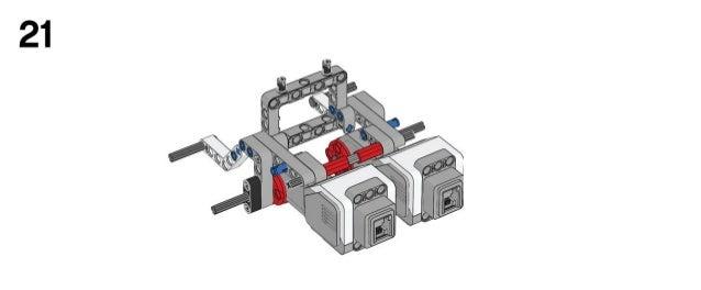 Lego Mindstorm EV3 Manual del Lego Educator