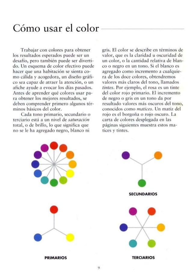 La armonia del color
