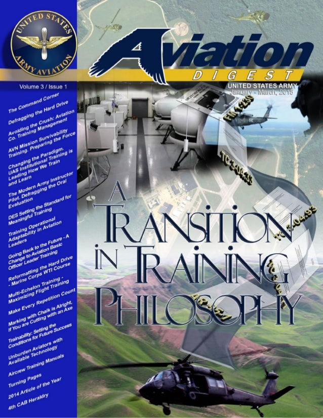 aviation digest jan mar 2015 rh slideshare net us army aerial gunnery manual Army Gunnery Training