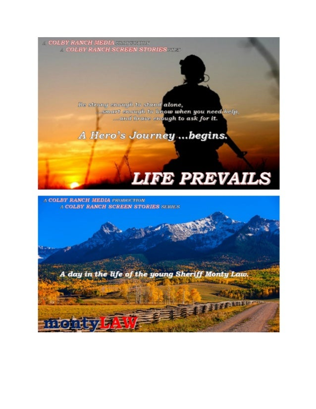 COLBY RANCH SCREEN STORIES PRESENTS Slide 2