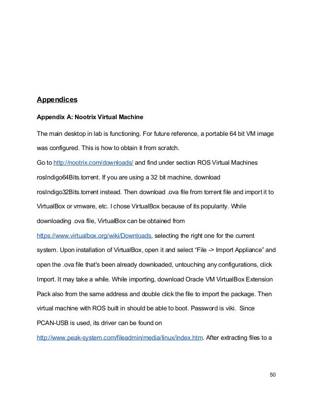 VIP - Wheelchair Project Final Report