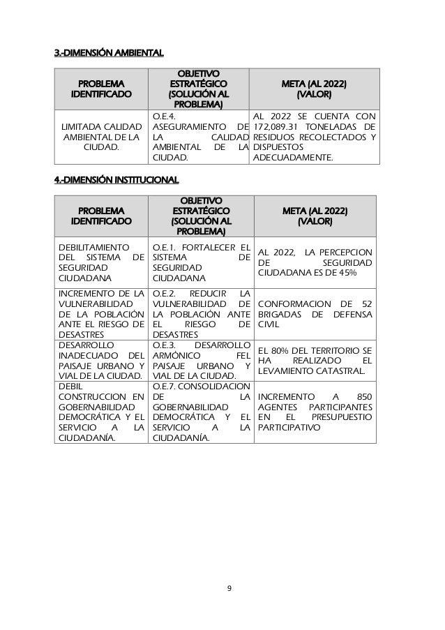 PLAN DE GOBIERNO SIEMPRE UNIDOS-LOS OLIVOS