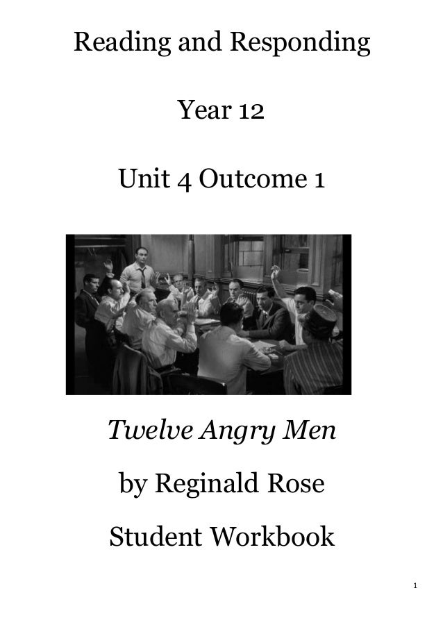 12 angry men values