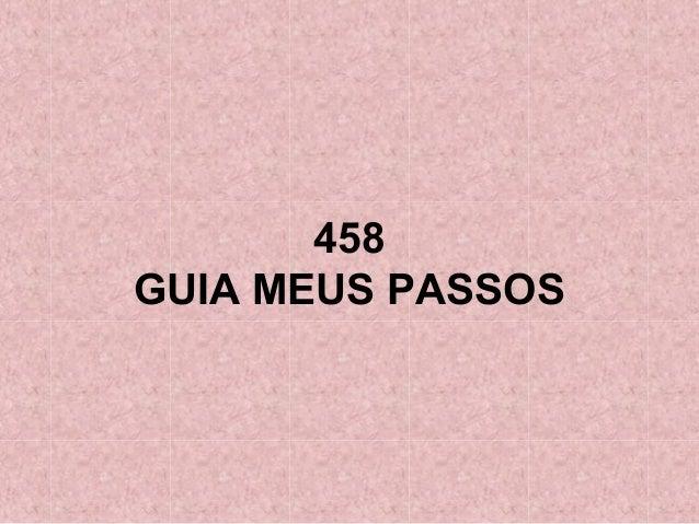 458 GUIA MEUS PASSOS