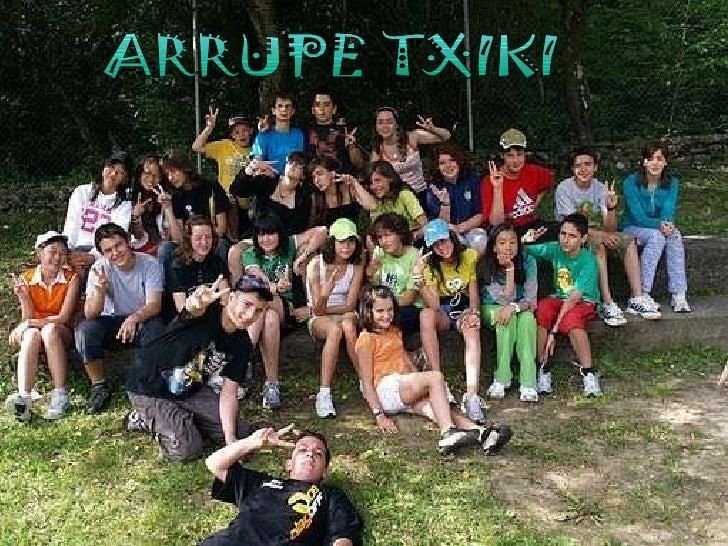 ARRUPE TXIKI