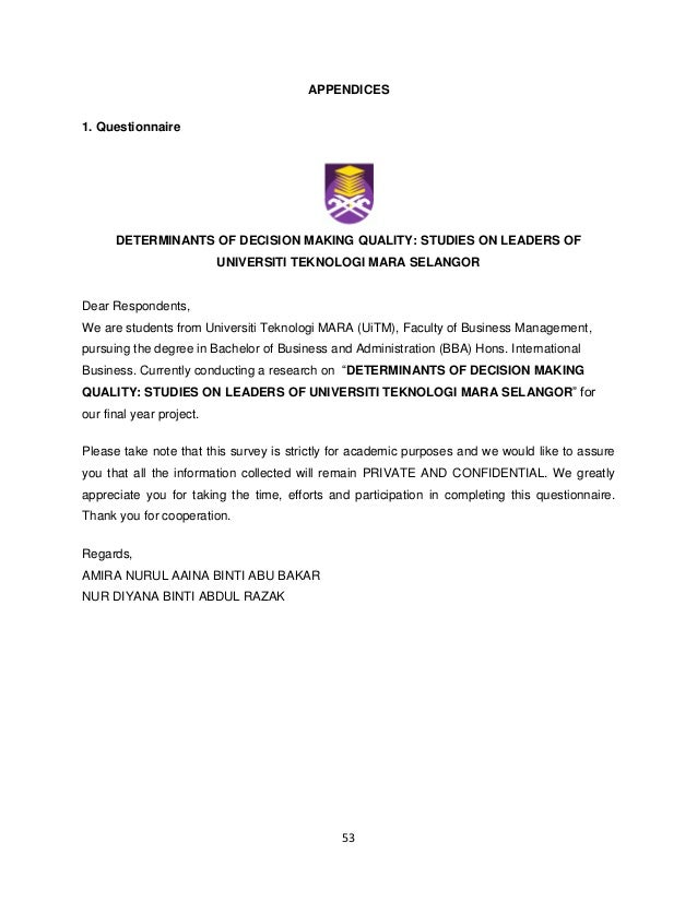 assignment management and universiti teknologi mara Abc faculty of business management, universiti teknologi mara, 40450 shah  alam, malaysia  students' projects refer to group students' assignments with.