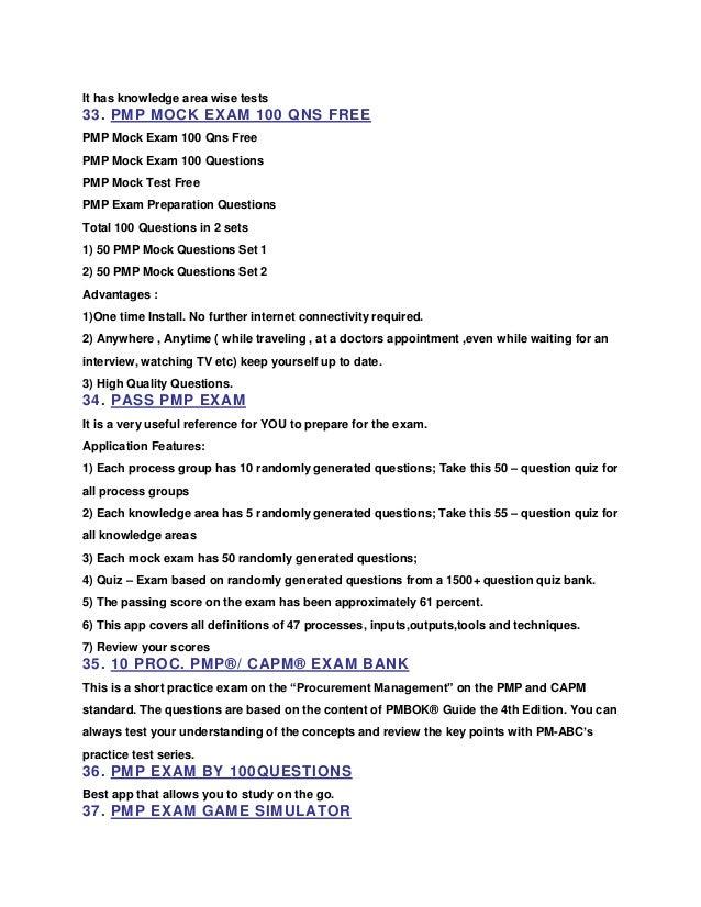 Best Pmp Mock Exams Best Pmp Exam Resources Pmp Books Pmp Prep