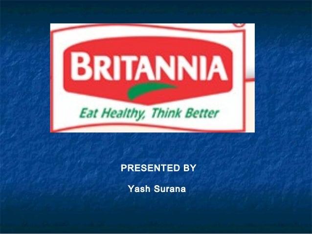 PRESENTED BY Yash Surana