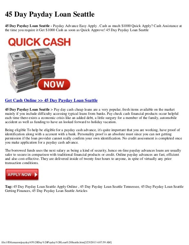 Payday loan mother photo 5