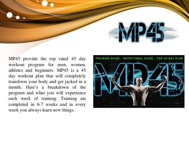 Mp45 Workout Pdf