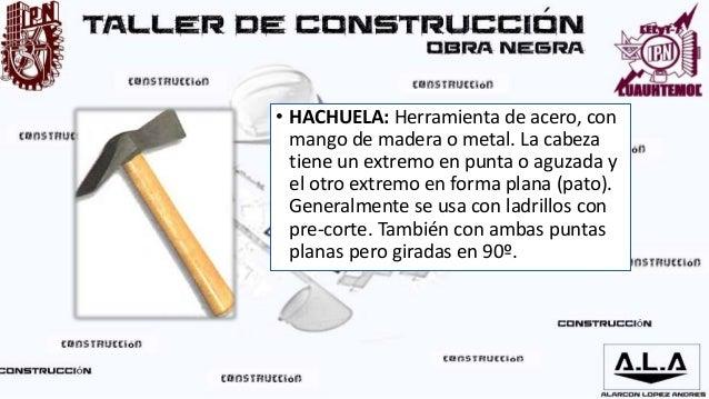 45 herramientas de la construccion - Herramientas del albanil ...