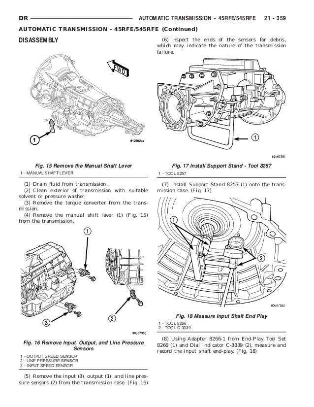 545rfe transmission wiring diagram