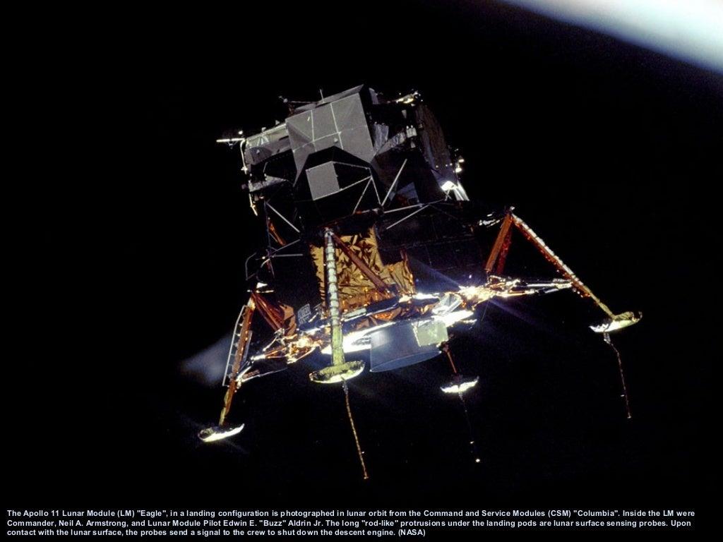 theory apollo 11 lunar landing - photo #29