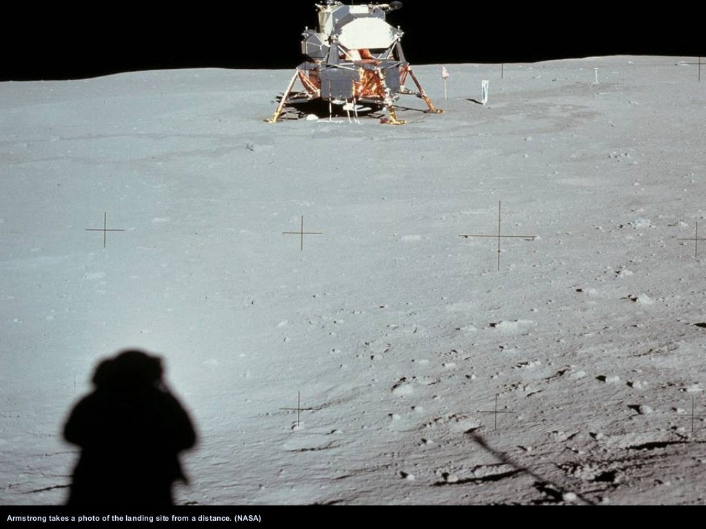 drawing apollo 11 moon lander - photo #49