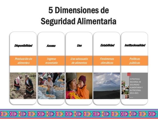 Desarrollando Innovaciones para la Seguridad Alimentaria y
