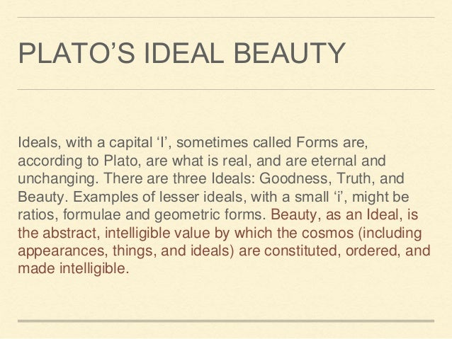 an analysis of reality according to platos philosophy Start studying philosophy exam 1 learn vocabulary  according to socrates terms such as justice  according to plato, there are two levels of reality:.
