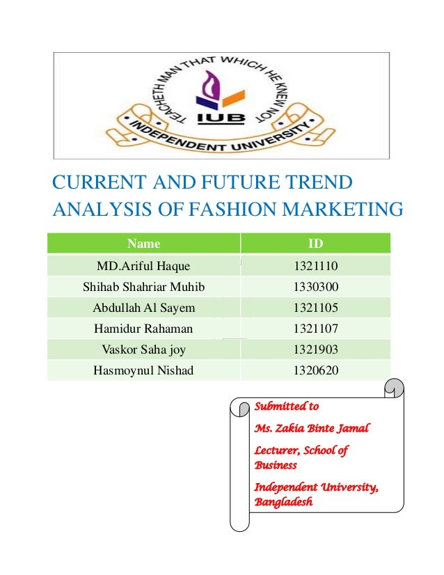 current and future trends of marketing pdf