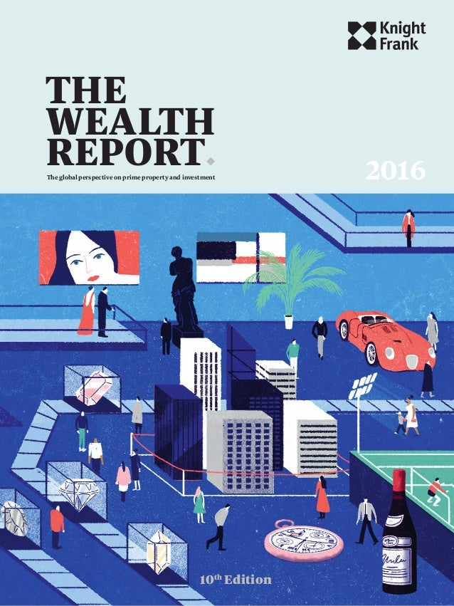 2016 10th Edition THE WEALTH REPORTThe global perspective on prime property and investment