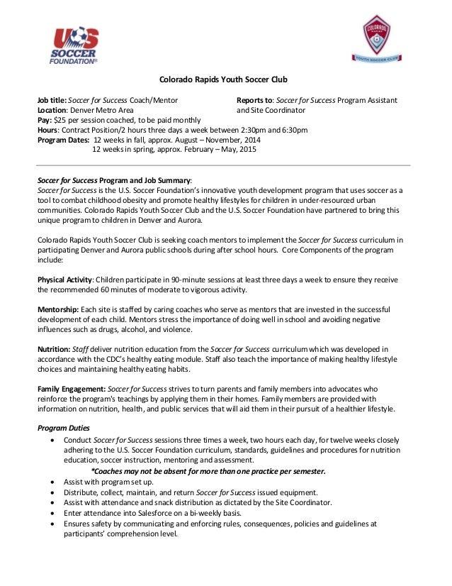 Child Nutrition Assistant Job Description | Besto Blog
