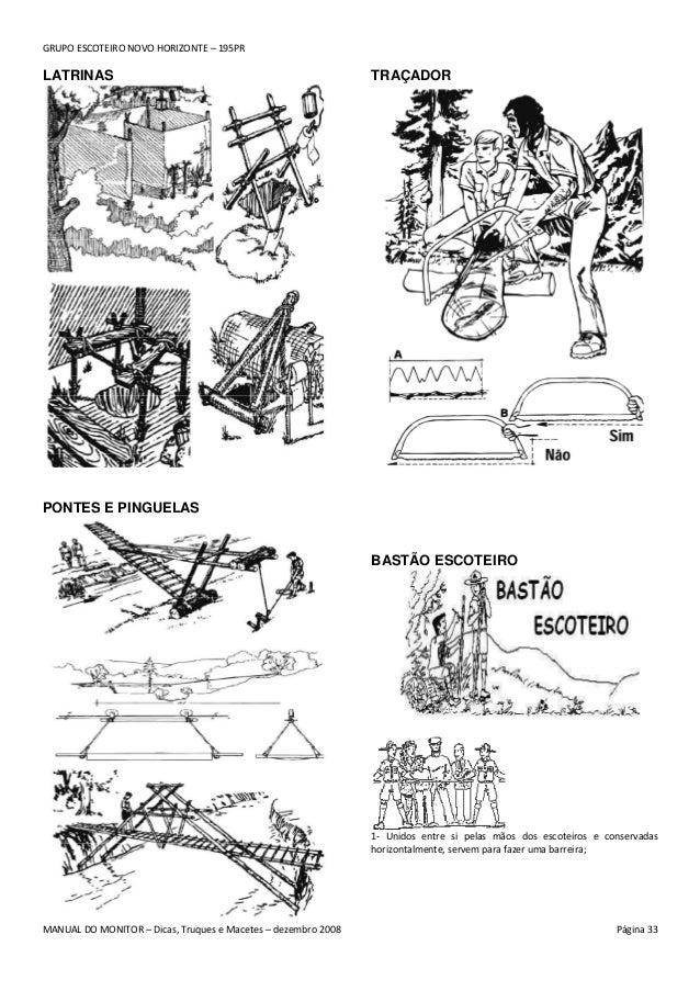 Manual de Pioneiras e Técnicas de Campo