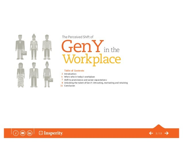 PerformSmart - GenY in the workplace eBook