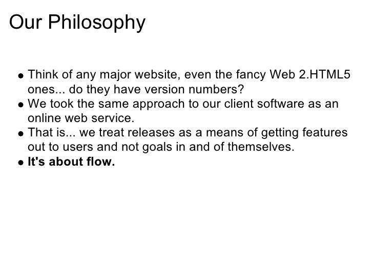 Chrome发布周期 Slide 2